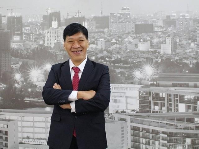 Ông Nguyễn Hồng Điệp – Giám đốc chi nhánh TP.HCM CTCK SHS