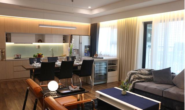 Các căn hộ tại đây đang được bán với giá từ 28 triệu đồng/m2.