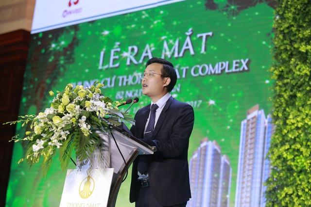 Ông Trần Thanh Tú Giám đốc ngân hàng SHB khu vực Miền Bắc.