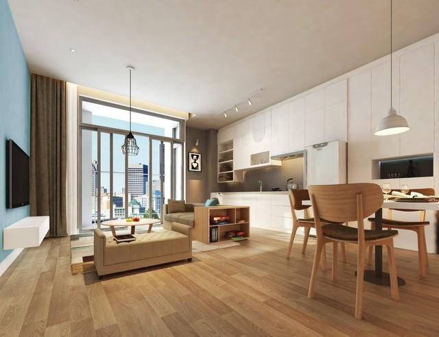 Hiện nay các căn hộ Roman plaza có giá từ 1,9 tỷ đồng/căn.