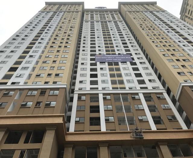 Theo thông báo của Vinaconex 2, doanh nghiệp này đã tiến hành bàn giao tòa C, khu đô thị Kim Văn - Kim Lũ đúng tiến độ. Theo đó, việc bàn giao căn hộ được tiến hành từ ngày 11/3/2017.