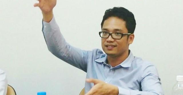Ông Nguyễn Hồng Hải, Kiến trúc sư trưởng Tổng công ty Becamex Bình Dương - Ảnh: BizLIVE.