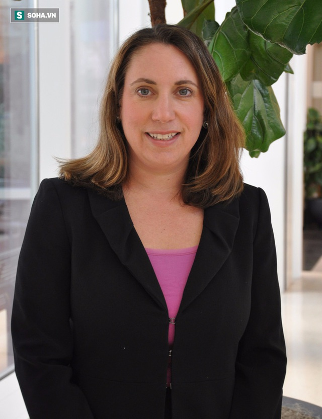 Phó Giáo sư Samantha Meltzer-Brody.