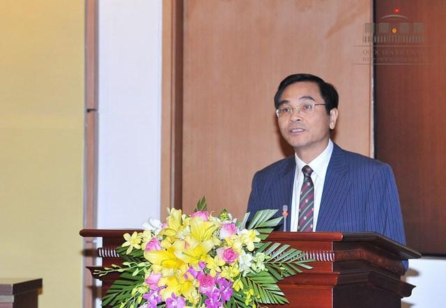 Phó Tổng thư ký Quốc hội Lê Bộ Lĩnh