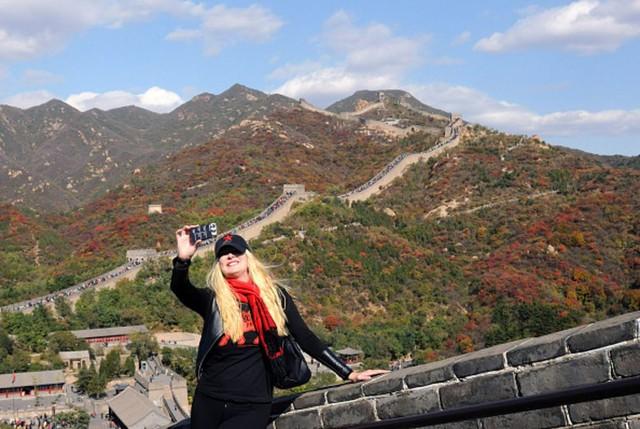 Trung Quốc cần nhiều khách du lịch hơn thế này.