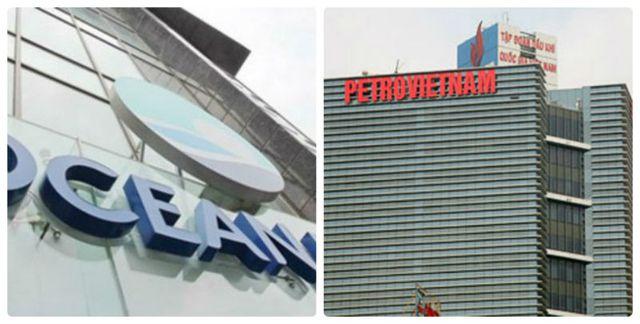 Ngân hàng Hồng Việt chết yểu, PVN và cổ đông của Hồng Việt chuyển hướng sang OceanBank.