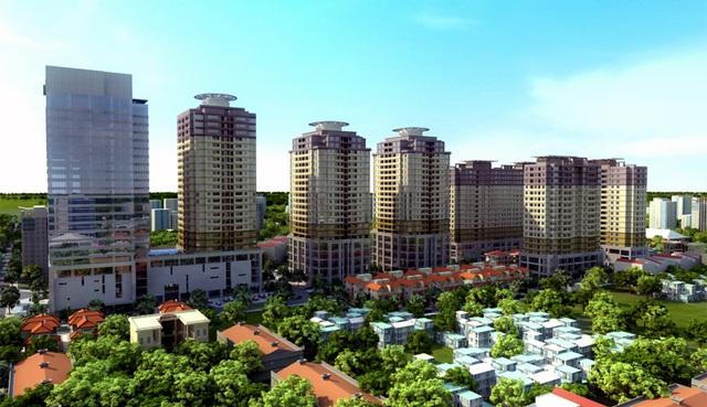 Nhà đầu tư nhòm ngó phân khúc bất động sản Việt Nam