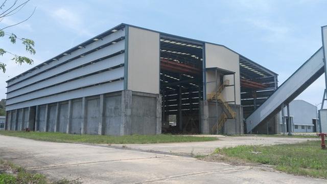 Nhà máy Ethanol Dung Quất có thời cơ hồi sinh sau thời gian đắp chiếu Ảnh: Hoài Dương