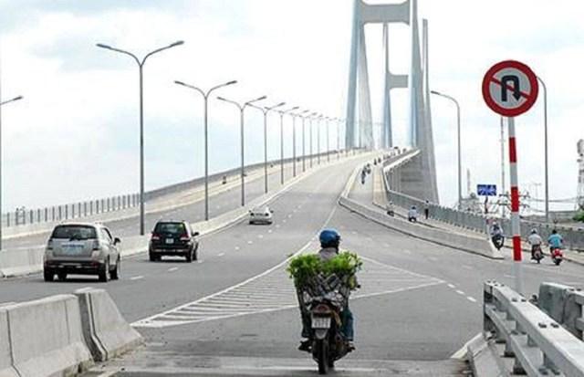 Dự án thi công cầu Phú Mỹ