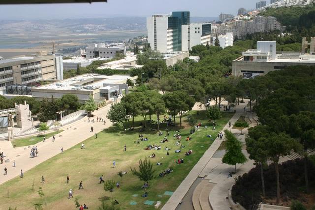 Khuôn viên trường Technion.