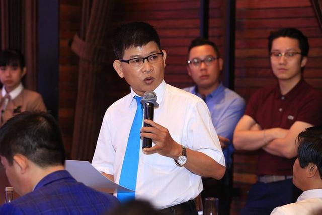 Giám đốc R&D - Viện Kinh tế và Phát triển TPHCM, Ông Nguyễn Hoàng Dũng