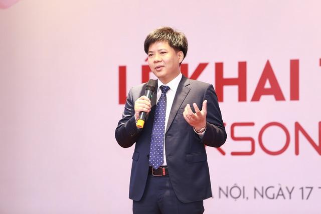 Chủ tịch HĐQT Egroup kiêm Chủ tịch chuỗi Apax English - Nguyễn Ngọc Thủy