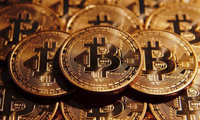 Cơn sốt bitcoin