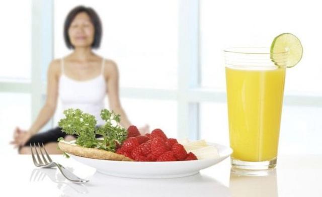 Những thứ chúng ta ăn có thể giúp củng cố một tâm trí bình lặng và đảm bảo nguồn năng lượng.