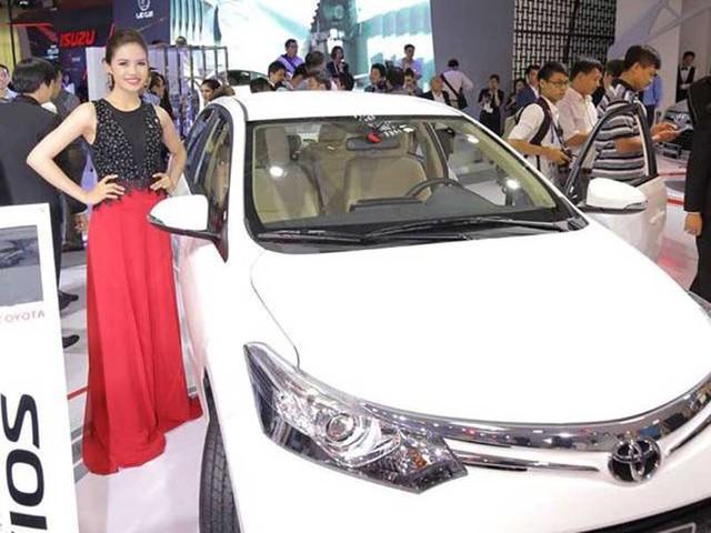 Toyota Việt Nam vừa thông báo triệu hồi hơn 20.000 xe, trong đó có 18.138 xe Vios được sản xuất tại Việt Nam. Ảnh: QUANG HUY
