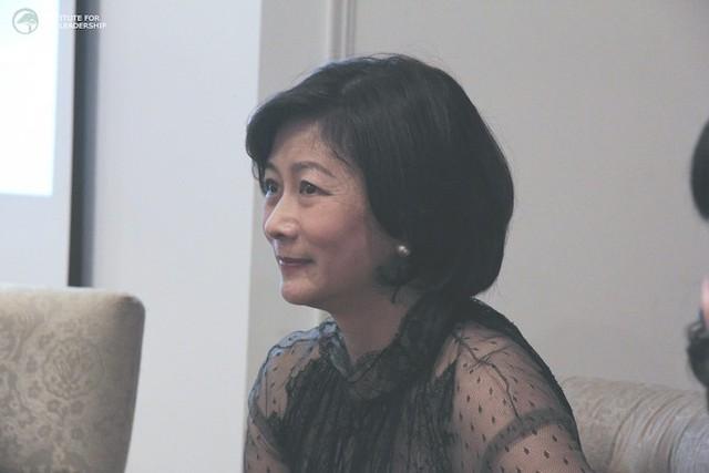 Bà Nguyễn Thị Xuân Nhạn