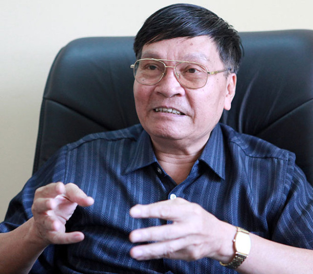 Ông Nguyễn Văn Thanh, Chủ tịch Hiệp hội Vận tải ô tô Việt Nam.