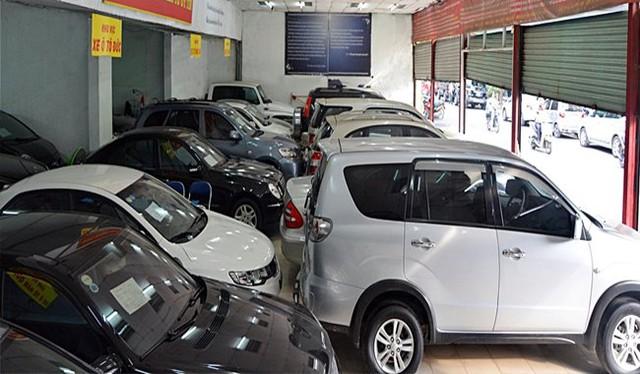 Nhiều DN kinh doanh ô tô phải đóng cửa do thua lỗ (ảnh minh họa)