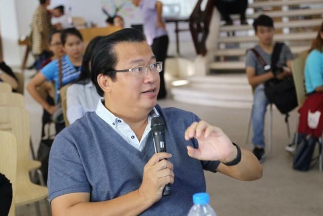 Ông Nguyễn Tuấn Quỳnh