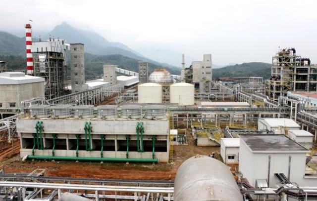 Nhà máy sản xuất phân bón DAP 2 Lào Cai là 1 trong 3 dự án yếu kém thanh tra