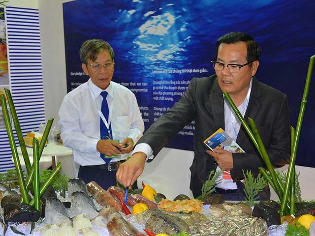 Thủy hải sản Việt phải có nguồn gốc rõ ràng để tạo uy tín với thị trường nước ngoài. Ảnh: QUANG HUY