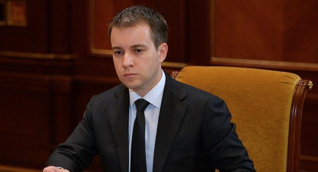 Bộ trưởng Bộ truyền thông Nga Nikolay Nikiforov