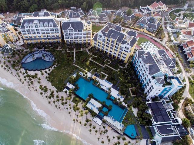 Phú Quốc là 1 trong 3 đặc khu kinh tế ở Việt Nam.