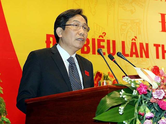 Thứ trưởng Bộ Nội vụ Trần Anh Tuấn. Nguồn: TTXVN