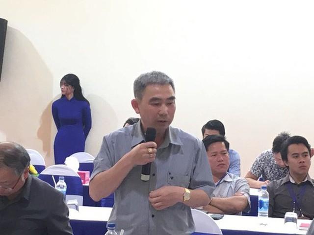 Ông Huỳnh Ngọc Hải, Giám đốc Sở Công Thương tỉnh Lâm Đồng bức xúc về việc nông sản Trung Quốc giả xuất xứ Đà Lạt ngày càng tinh vi