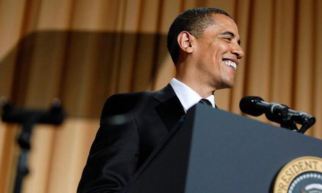 Ông Barack Obama là người đàn ông được ngưỡng mộ nhất tại Mỹ 10 năm liên tiếp. Ảnh: REUTERS