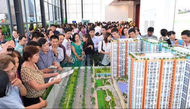 """Doanh nghiệp bất động sản hiện nay có sức """"đề kháng"""" cao và có chiến lược phát triển bền vững"""