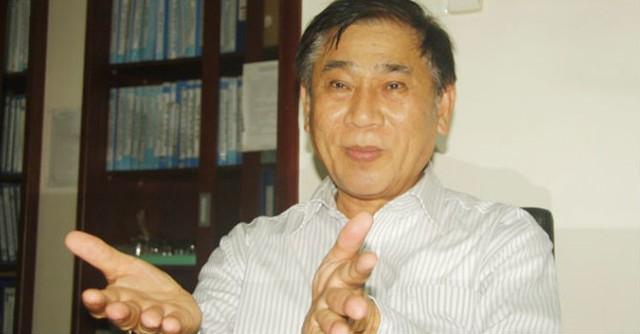Ông Khương Văn Mười, Phó Chủ tịch Hội kiến trúc sư Việt Nam