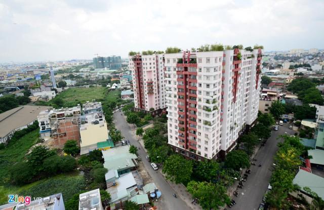 Dự án thí điểm với một số căn hộ diện tích từ 20 m2 tại TP.HCM được khá nhiều người thu nhập thấp đồng tình. Ảnh: Lê Quân - Liêu Lãm.