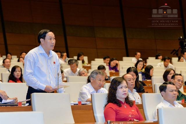 Phó trưởng đoàn ĐBQH tỉnh Đồng Nai Bùi Xuân Thống