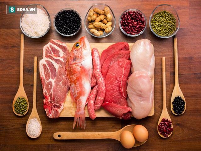 Ăn nhiều thực phẩm giàu dinh dưỡng (Ảnh minh họa)