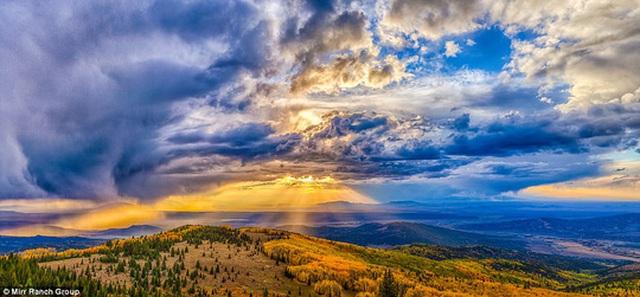 Phong cảnh ngoạn mục ở Cieo Vista. Ảnh: Mirr Ranch Group
