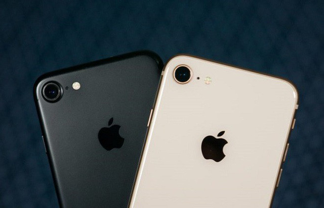 Chiếc iPhone tái chế của năm sau có lẽ sẽ là iPhone 9, vì iPhone 8 và iPhone 7 có khác gì so với 6s đâu...