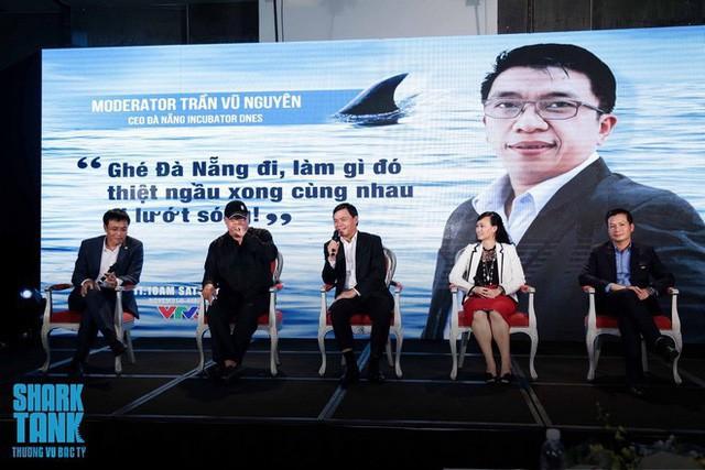 Shark Linh trong chương trình Shark Tank Việt Nam