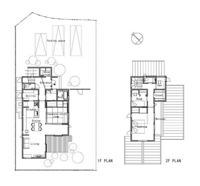 Ngôi nhà 2 tầng được thiết kế cực kỳ thông minh của cặp vợ chồng trẻ người Nhật  - Ảnh 10.
