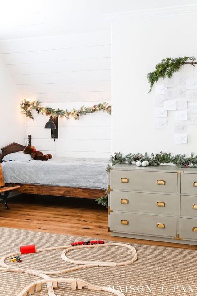 Trang trí phòng ngủ cho con cũng được rất nhiều người quan tâm.