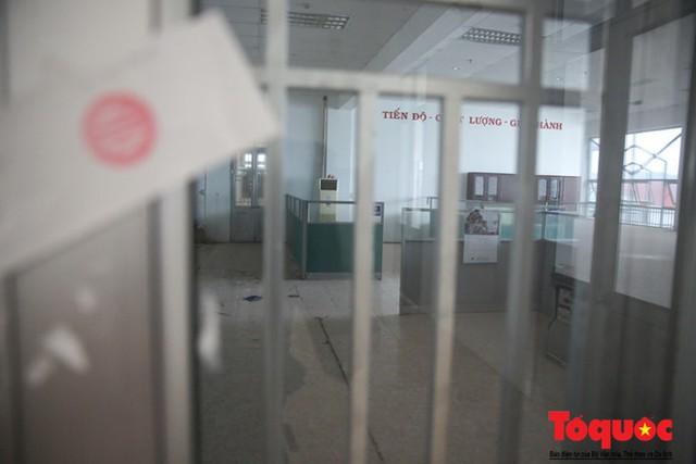 Cận cảnh trung tâm thương mại lớn nhất Lạng Sơn ế khách suốt 9 năm - Ảnh 14.