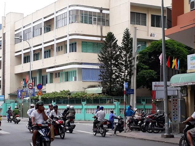 Đoạn giao giữa Trần Đình Xu - Nguyễn Trãi.