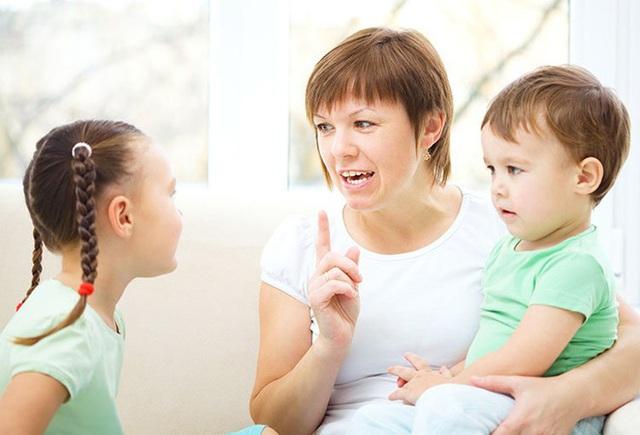 Đối xử công bằng cần trở thành nguyên tắc gia đình để xây dựng nên mối quan hệ hòa hợp và gắn bó giữa các thành viên. (Ảnh minh họa).