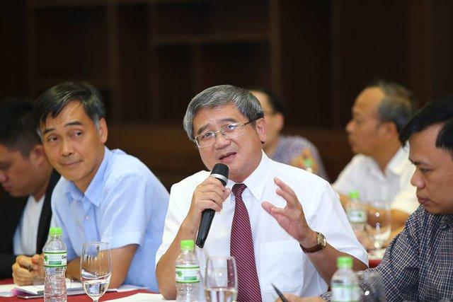 Ông Bùi Quang Ngọc, Tổng Giám đốc FPT