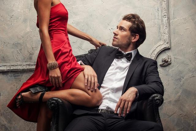 Với những người phụ nữ thượng tôn tiền bạc, họ sẽ ở bên cạnh một người đàn ông cho đến khi túi tiền của anh ta cạn. Ảnh minh họa.
