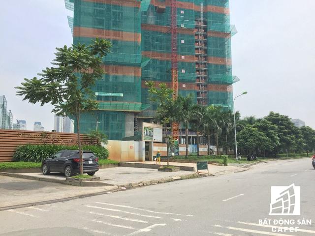 Các căn hộ tại đây được bán với giá từ 33-39 triệu đồng/m2.