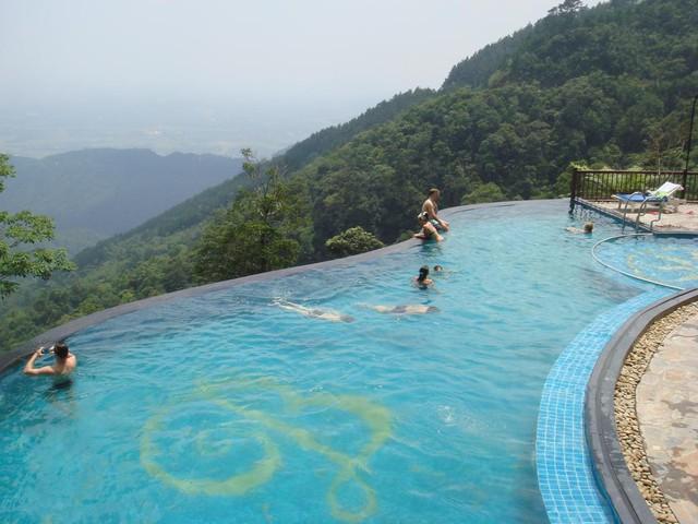 Hồ bơi vô cực là gì - Các hồ bơi vô cực đẹp nhất Việt Nam