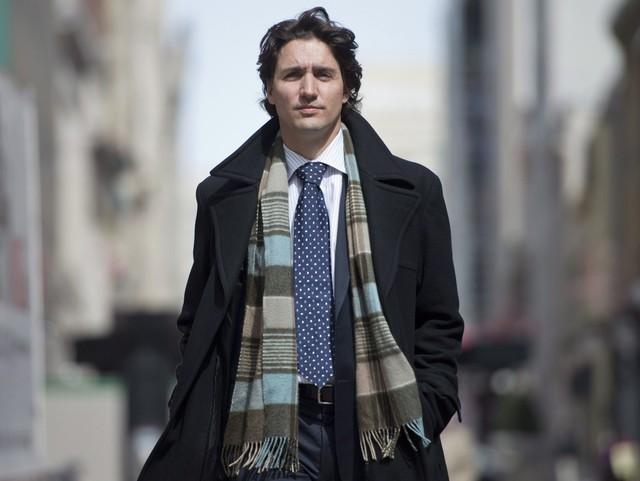 Người đứng đầu Canada nhìn giống một người mẫu của Vogue hơn là một chính trị gia.