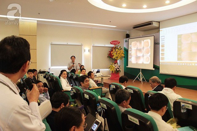 TS.BS Phạm Nguyên Quý chia sẻ kiến thức về ung thư dạ dày.