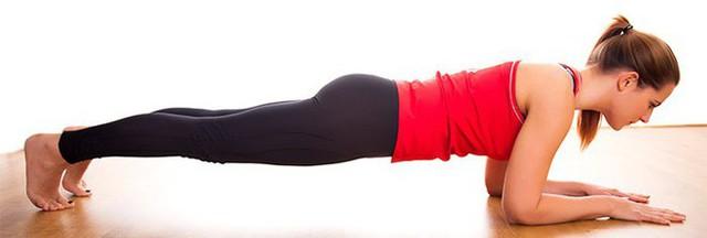 Động tác plank